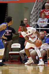 14 November 2016:  DJ Clayton(2) during an NCAA  mens basketball game between the Indiana Purdue Fort Wayne Mastodons the Illinois State Redbirds in Redbird Arena, Normal IL
