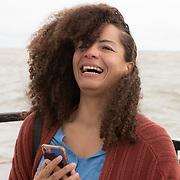 20191004 Woman at Port Washington
