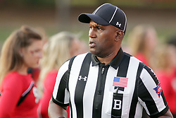 02 September 2017:   Stacey Jameson during the Butler Bulldogs at  Illinois State Redbirds Football game at Hancock Stadium in Normal IL (Photo by Alan Look)