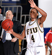 FIU Men's Basketball (Jan 21 2010)