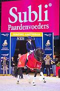 Femke de Laat - Resims Invito<br /> Jumping Amsterdam 2019<br /> © DigiShots