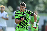Forest Green Rovers Matty Stevens(9) during the EFL Sky Bet League 2 match between Forest Green Rovers and Colchester United at the New Lawn, Forest Green, United Kingdom on 14 September 2019.