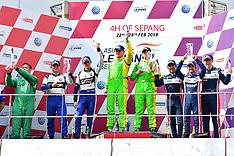 Asian Le Mans Series - Sepang - 24 February 2019