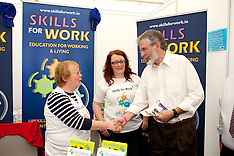 Skills For Work at The National Ploughing Championships 2014