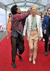 JUL 10 2014 Mercedes-Benz Fashion Week Spring-Summer 2015