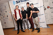 Portraits of the boy band 4Count at SiriusXM Studios, NYC. August 15, 2012. Copyright © 2012 Matthew Eisman. All Rights Reserved.