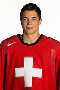 31.07.2013; Wetzikon; Eishockey - Portrait Nationalmannschaft; Reto Suri (Valeriano Di Domenico/freshfocus)