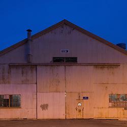 Former Alameda Naval Air Station, Alameda, CA