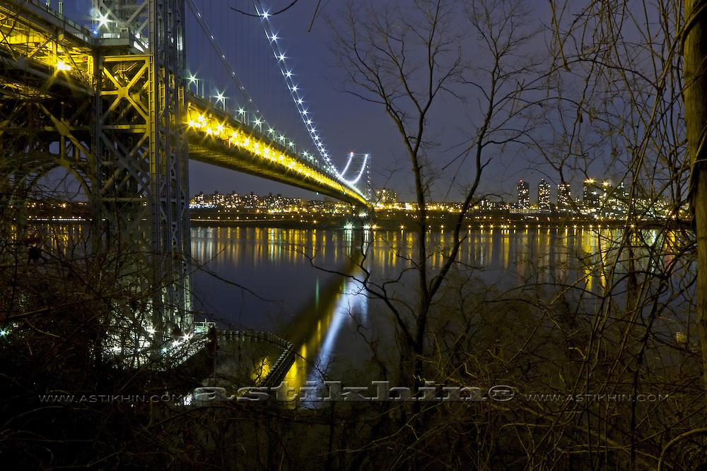 Reflection of GW Bridge