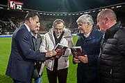 Robert Eenhoorn, Kristan Nygard, Jan van Veen, David Loggie.