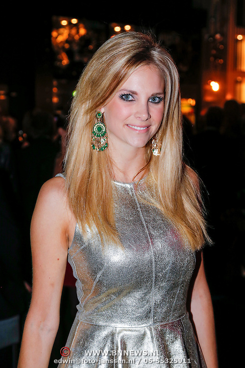 NLD/Bunnik/20121210 - Finale Miss Nederland 2012, Charlotte Labee