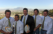 Springbok u20 IRB JWC 2013 team announcement