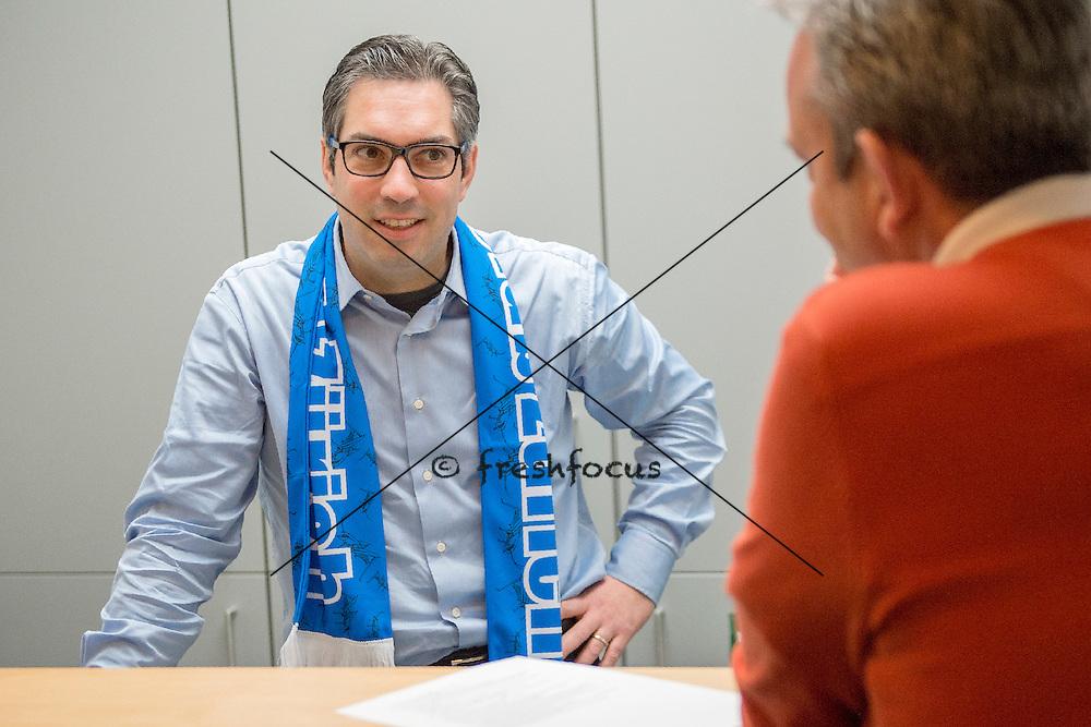 09.02.2015; Othmarsingen; Duravit Schweiz AG; Interview und Portrait mit Geschaeftsfuehrer Simone Prastaro<br /> (Claudia Minder/freshfocus)