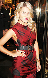 © Licensed to London News Pictures. 16/10/2013. UK Mollie King, Gucci - Private Event, Old Bond Street, London UK, 16 October 2013. Photo credit : Brett D. Cove/Piqtured/LNP