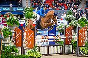 Christian Ahlmann - Mandato van de Neerheide<br /> Gothenburg Horse Show 2019<br /> © DigiShots