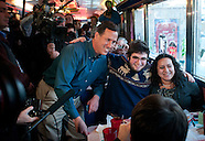 Rick Santorum At the Tilt'n Diner 1/5/2012