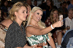 July 2, 2018 - Berlin, Deutschland - Daniela Katzenberger.LASCANA Fashion Show, Berlin, Germany - 02 Jul 2018 (Credit Image: © face to face via ZUMA Press)