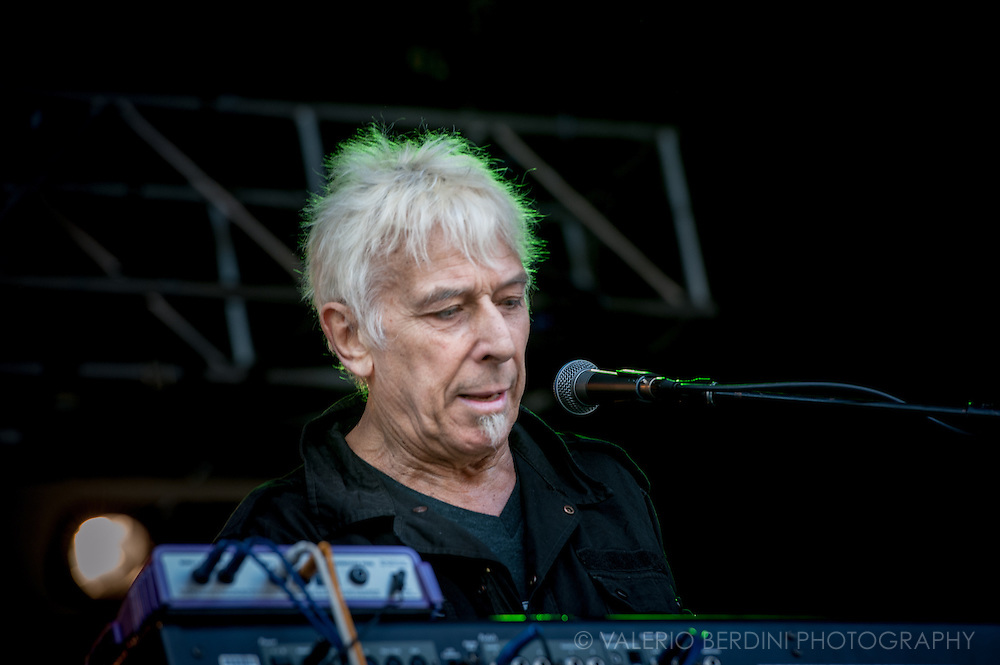John Cale at Field Day 2011. Victoria Park in London.