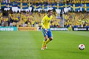 KIELCE, POLEN 2017-06-16<br /> Pavel Cibicki, Sverige under UEFA U21 matchen mellan Sverige och England p&aring; Arena Kielce den 16 juni, 2017.<br /> Foto: Nils Petter Nilsson/Ombrello<br /> Fri anv&auml;ndning f&ouml;r kunder som k&ouml;pt U21-paketet.<br /> Annars Betalbild.<br /> ***BETALBILD***