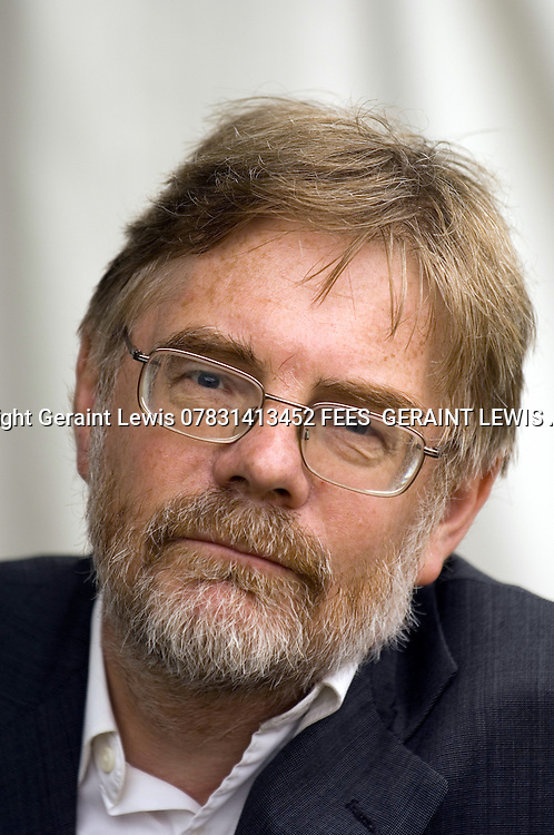 Fred Pearce, enviromental writer . CREDIT Geraint Lewis