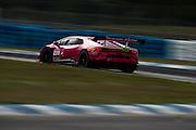 November 19-22, 2015: Lamborghini Super Trofeo at Sebring Intl Raceway. #239 Akira Mizutani - Am Hajime Noma - Am, Direction Racing