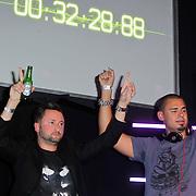 NLD/Amsterdam/20111107- Lancering Call of Duty MW3, DJ Afrojack, Dennis Weening en Nick van der Wall