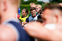 Callum Sheedy looks on during week 1 of Bristol Bears pre-season training ahead of the 19/20 Gallagher Premiership season - Rogan/JMP - 03/07/2019 - RUGBY UNION - Clifton Rugby Club - Bristol, England.
