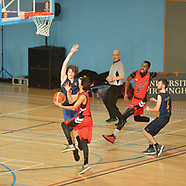 BIrmingham Uni - Basket Ball - Feb 2018