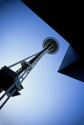 Image of the Space Needle in Seattle, Washington, Pacific Northwest