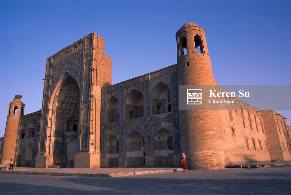 Abdul Aziz Khan Medressa, Bukhara, Uzbekistan