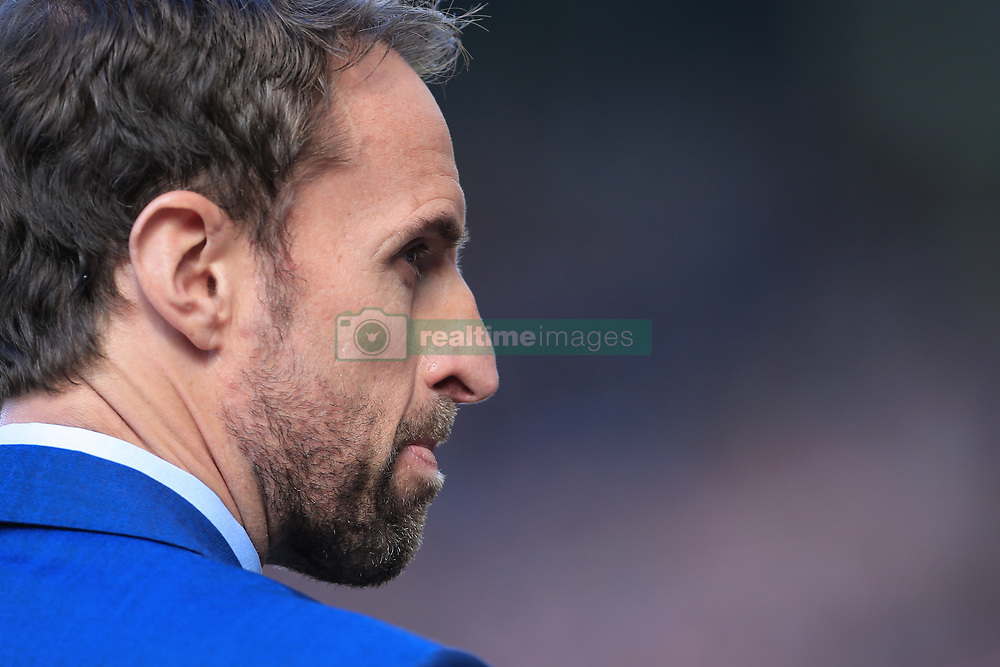 10th June 2017 - 2018 FIFA World Cup Qualifying (Group F) - Scotland v England - England manager Gareth Southgate - Photo: Simon Stacpoole / Offside.