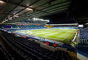 View of Elland Road during the EFL Sky Bet Championship match between Leeds United and Aston Villa at Elland Road, Leeds, England on 1 December 2017. Photo by Paul Thompson.
