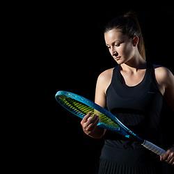 20200612: SLO, Tennis - Portrait of Dalila Jakupovic, tennis player