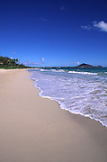 Kailua Beach, Oahu, Hawaii<br />