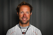PORTUGAL, Lisbon. 31st May 2012. Volvo Ocean Race, Leg 7 (Miami-Lisbon) finish.Thomas Coville, Helmsman/Trimmer, Groupama sailing team.