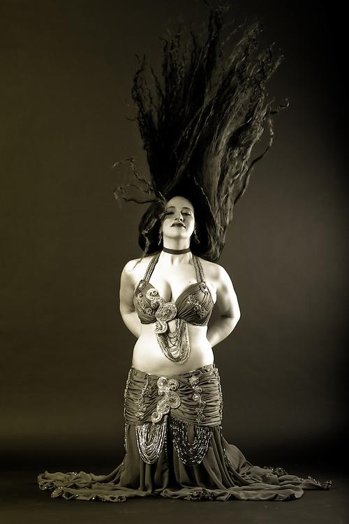 """""""Elvira G"""" Model: Kateri"""