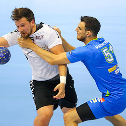 20150613: SLO, Handball - 2016 Men's European Championship Qualifications, Slovenia vs Latvia