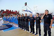 DESCRIZIONE : Taranto Basket On Board sulla portaerei Cavour  Nazionale Italia Under 18 Maschile Svezia <br /> GIOCATORE : team<br /> CATEGORIA : team<br /> SQUADRA : Nazionale Italia Under 18<br /> EVENTO :  Basket On Board sulla portaerei Cavour<br /> GARA : Nazionale Italia Under 18 Maschile Svezia <br /> DATA : 12/07/2012 <br />  SPORT : Pallacanestro<br />  AUTORE : Agenzia Ciamillo-Castoria/C. De Massis<br />  Galleria : FIP Nazionali 2012<br />  Fotonotizia : Taranto Basket On Board sulla portaerei Cavour  Nazionale Italia Under 18 Maschile Svezia <br />  Predefinita :