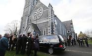 Dessie Hughes Funeral 181114