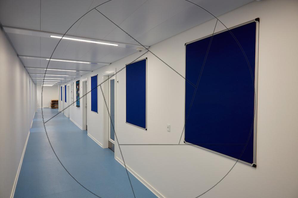 Marinebiologisk Laboratorium, efter istandsættelse, ASON