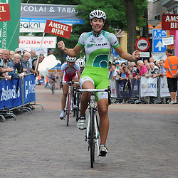 Janneke Ensing (Dolmans) wint Surhuisterveen