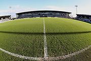A general view of the stadium before the Ladbrokes Scottish Premiership match between St Mirren and Hibernian at the Paisley 2021 Stadium, St Mirren, Scotland on 27 January 2019.