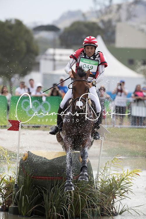Oiwa Yoshiaki, JPN, The Duke Of Cavan<br /> Olympic Games Rio 2016<br /> © Hippo Foto - Dirk Caremans<br /> 08/08/16