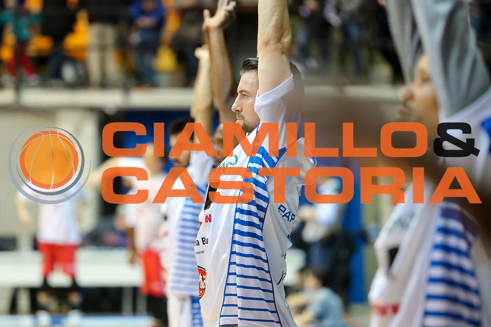 Callahan Craig, Mia Cantù vs Grissin Bon Reggio Emilia LBA serie A 6^ giornata di ritorno stagione 2016/2017 PalaDesio 06/03/2017