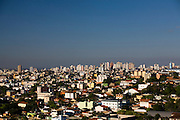 Divinopolis_MG, Brasil...Vista panoramica de Divinopolis...The panoramic view of Divinopolis...Foto: LEO DRUMOND / NITRO