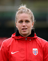 International Women's Friendly Matchs 2019 / <br /> Norway v Canada 0-1 ( La Manga Club - Cartagena,Spain ) - <br /> Elise Thorsnes of Norway