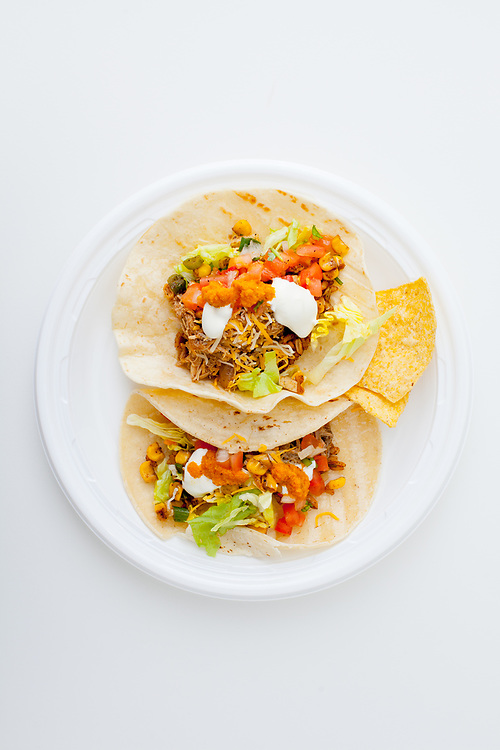 Tacos from Five Tacos (P$FREE) - Belated EFS Celebration