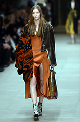 Burberry Prorsum show at London Fashion Week A/W 14, Monday, 17th February 2014. Picture by Stephen Lock / i-Images