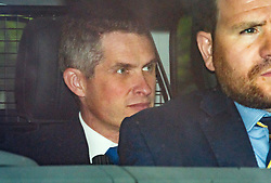© Licensed to London News Pictures. 08/05/2019. London, UK. Former Defence Secretary Gavin Williamson is seen at Parliament for the fist time after he was sacked from his cabinet role. The conservative MP was accused of leaking sensitive information to a newspaper relating to government use of the Chinese firm Huawei.. Photo credit: Ben Cawthra/LNP