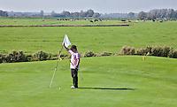 ALKMAA - Golfbaan Sluispolder, hole 8  , FOTO KOEN SUYK